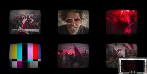 Novi video spot Zion Traina za pjesmu Politrix u režiji Davida Tešića