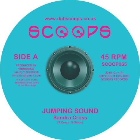 "'Jumping Sound' novi 7"" singl Sandre Cross i Vibronicsa je vani"