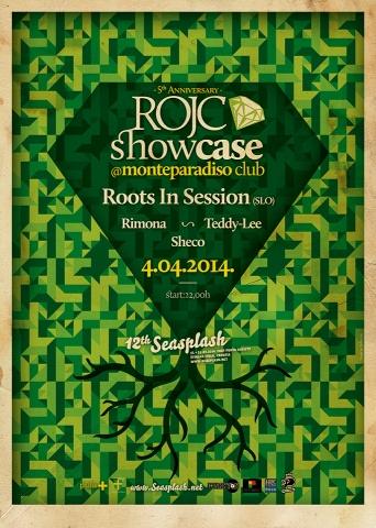 Rojc Showcase @ Monteparadiso klub, Pula