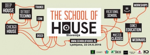 "Na prvom slovenskom seminaru međunarodno priznate škole ""The School Of House"" sudjeluje i Pozitivan ritam"