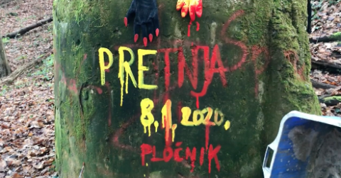 Pretnja + Sastanak u Pločniku