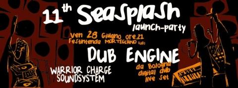 11th Seasplash Festival Launch Party @ Festintenda, Mortegliano, Italija
