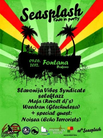 Seasplash Fade In Party @ Fontana, Đakovo