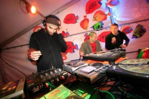 OVERJAM festival promo party @ Seasplash Summer Club, Pula