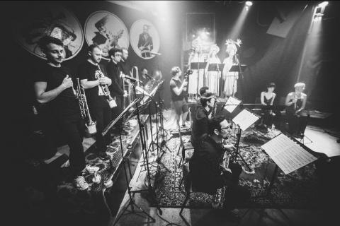 Mimika Orchestra na JAZZ.HR-u