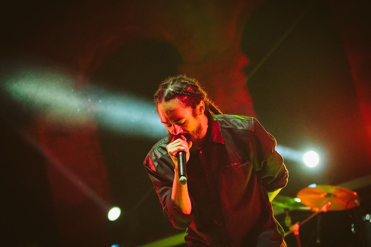 Damian 'Jr. Gong' Marley otvorio je Outlook festival u pulskoj Areni 31. kolovoza