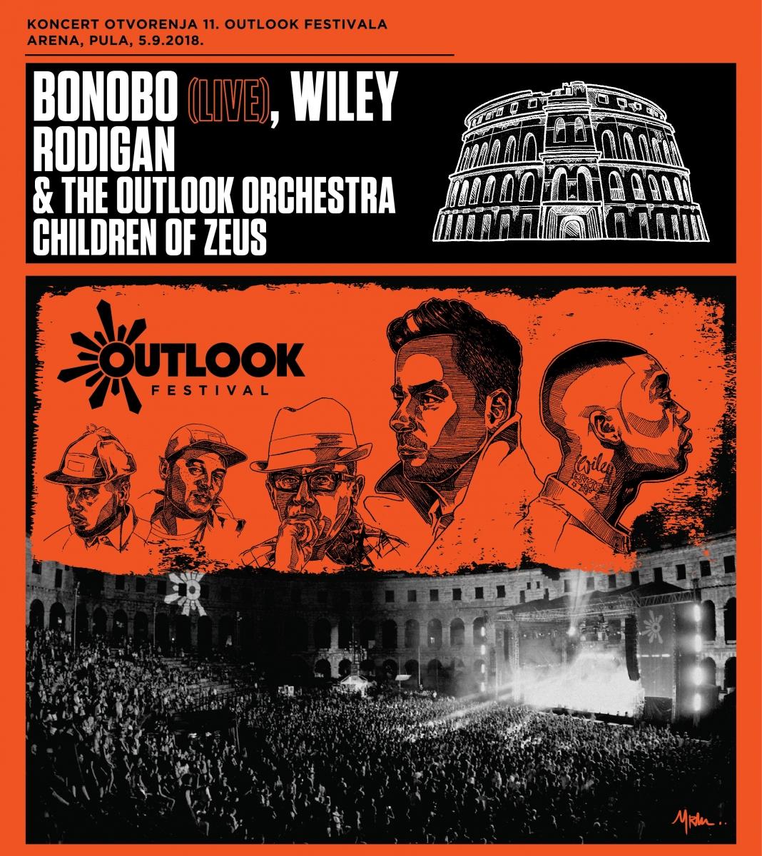 Outlook – najveći europski festival bass glazbe za manje od mjesec dana ponovno u Puli